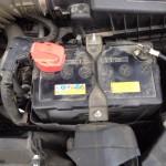 バッテリー交換方法