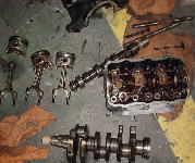 初めてのエンジン分解 F6A SOHC