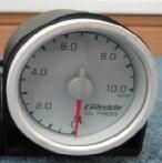 車のオイル類の油圧
