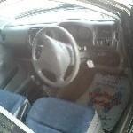 洗車と室内清掃
