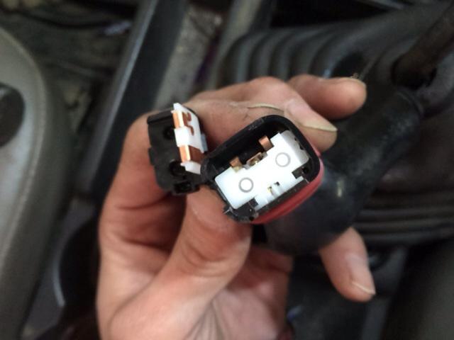 スバル サンバー TT2 4WDスイッチ修理