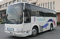 大型バスの部品代