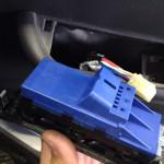 プレオ RV2 パワーウインドウメインスイッチ交換