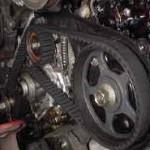 ヴィヴィオ エンジンがかからない タイミングベルトコマ飛び