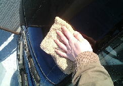 月イチ洗車の必要性