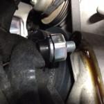 アトレー S330 オイルプレッシャースイッチ交換