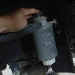 ディーゼルの燃料フィルター