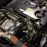 エルフ 4JJ1エンジン オイルフィルター交換