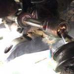 キャリィ DB52T ステアリングラックのガタについて