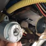 スバル サンバー エンジンがかからない イグニッションスイッチ交換 TT2