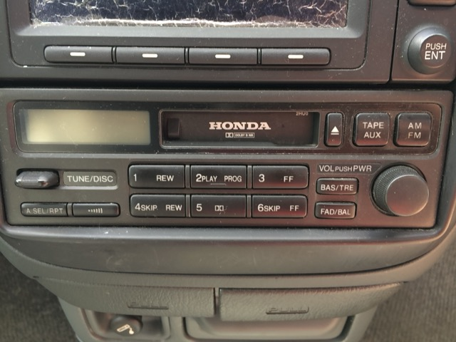 車のカセットデッキを使いたい