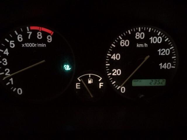 燃料満タンで何キロ走れるか?