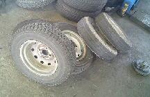 タイヤ交換のタイミング