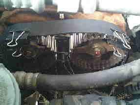 ステップワゴン RF2 タイミングベルト交換