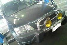 CR-V タイミングベルト交換