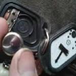 ホンダのキーレス電池交換