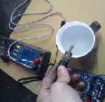 水温センサーの良否判定の方法