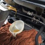 1年ぶりくらいに家の車のエンジンオイルを交換してみた