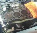 ミラ L710V ヘッドガスケット交換