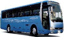 大型バスは100万キロ走る?知られざるバスの整備価格
