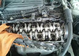 エンジンの暖機とその変化を感じ取る