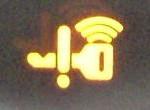 Hondaスマートキーシステム警告灯