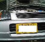 ワゴンR  MC21S  ノックセンサー交換