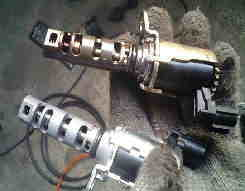 トヨタの油圧ソレノイドバルブ VVTについて