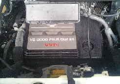 トヨタ V6エンジンカバーの外し方