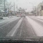 FRという駆動方式で、ノーマルタイヤの雪上走行は半端なく危険な件