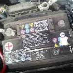 VWポロ バッテリー交換