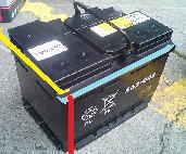 外車のバッテリーの注文の仕方