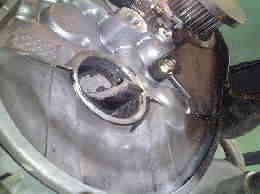 ライフダンク エンジンがかからない原因はカムシャフトが折れていた