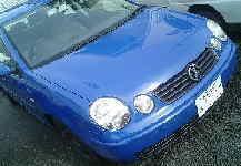 VWポロ リヤワイパー交換