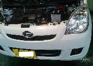 会社の元先輩の車の車検整備をする意味