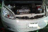 コルト Z26A ブレーキパッド交換