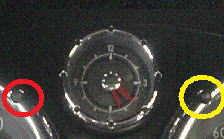 VW ポロ 時計の合わせ方で感心する