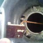 サンバーエンジンかからない 燃料タンクのサビ