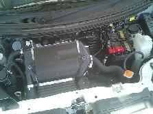 EKワゴン エンジンから水が流れる音がしたら注意。ヘッドが抜けている可能性あり