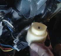 パジェロミニ エンジンがかからない イグニッションスイッチ交換