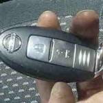 日産 電子キー電池交換方法