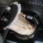 インタンク方式の燃料フィルター