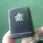 トヨタ 電子キー電池交換方法