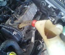 エンジンオイルが減るということについて