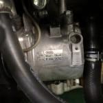 リコールNo.3765 スズキ エアコンコンプレッサロックによるエンジン停止不具合対策の車両での確認方法