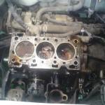 ワゴンR F6A 4バルブ シリンダーヘッドOH その2