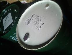 ドラム缶のエンジンオイルを考える