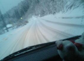 異常気象と車について考えた
