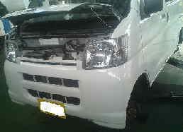 ハイゼットカーゴ S330V タイミングベルト・ウォーターポンプ交換