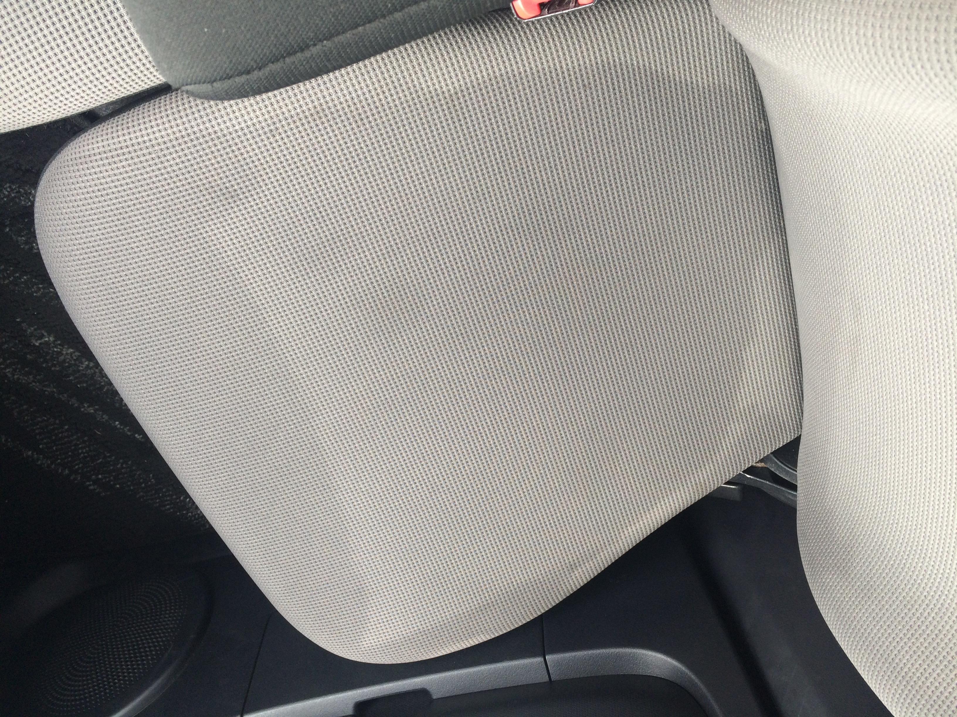 リヤシートを外したら車検は通る!?
